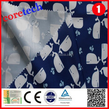 New style cheap waterproof fabric for cloth diapers factory