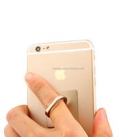 metal safe grip mobile phone holder finger ring