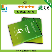 China plant manufacturing best batteries for samsung s3 mobile phones
