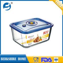 2015 New arrival vacuum fresh box/vacuum food container/storage box for food