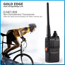 Wireless interphone, 5W portable radio interphone