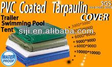 Coated/laminated pvc tarpaulin