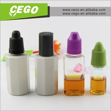 China manufacture sealable plastic bottle, hard plastic bottle, plastic bottle with spray for eliquid