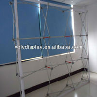 16KG 3*3S fabric pop up backdrop stand (printing available)