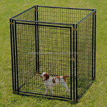Metal large steel pet dog house /dog cage /dog kennel wholesale(ISO9001)