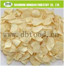 Organic Grade A garlic flakes