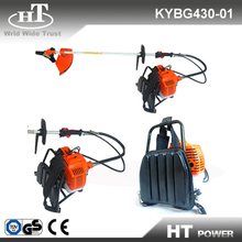 43cc Multi function Gasoline backpack grass trimmer