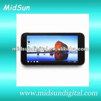 7''Android2.3 MTK6513 dual core tablet pc with Capactive 800*480 touch GSM 2G phone calling 3G WIFI GPS TV Bluetooth