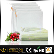 Reusable Produce Bags With Durable Washable Mesh Styling for Fresh