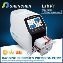 Exported digital display 1000ml peristaltic pump,stylish spectrum analysis mini peristaltic pump