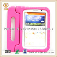 shockproof EVA 8 inch case cover for tablet pc with stand