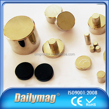 Neodymium Magnets with gold coating