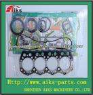 Komatsu escavadeira motor 4D95 completo kit de vedação 6202-K1-3100 +6202- K2-3101 6204-K1-3100 +6204- K2-3101