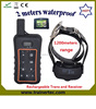 1200Meters rechargeable and waterproof electric dog collar training with CE