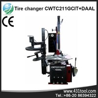 CWTC211GCIT+DAAL automatic tyre changing machine with bead blast inflation system