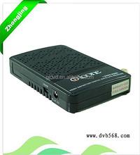 full hd 1080p dvb s2 digital satellite receiver icone i-2000 HD receiver with CA Wifi RG45 BISS