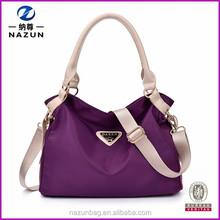 Wholesale China Nylon Hobo Bag Ladies Handbag