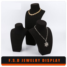 hot stamping pattern countertop rotating jewelry display stand
