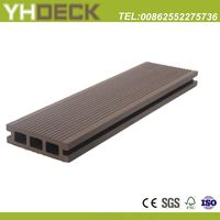 Wood Plastic Composite Outdoor wpc crack-resistant decking