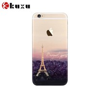 Top grade tpu mobile/cell phone case for iphones