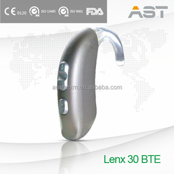 Lenx 30 Intelligent Volume Record Learing Function Hearing Aid BTE