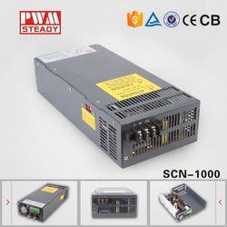 High power manufacturer sale 1000 watt high power 1000w 27v power supply SCN-1000-27 high watts single output type led driver