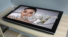 "42""-55"" wall mounted digital advertising display optional 3G/Wifi"