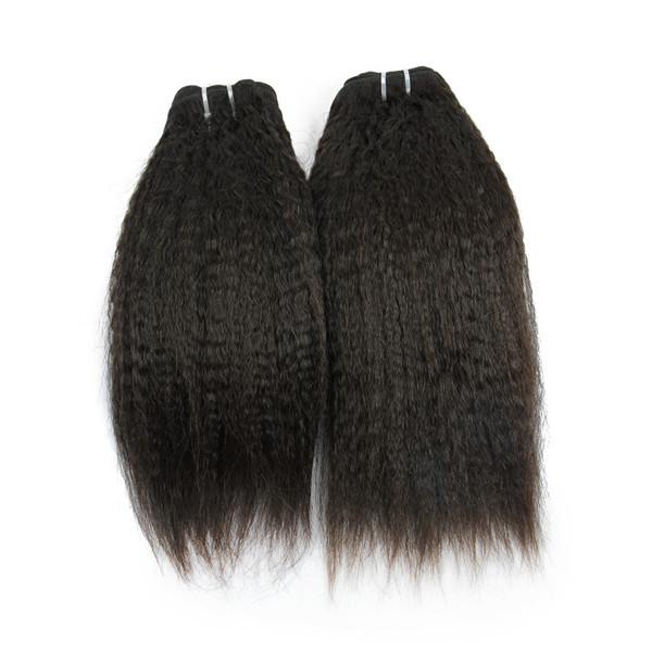JP vierge Brésilienne remy cheveux pour pas cher, En gros Brésilienne kinky cheveux raides