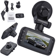 CE ROHS approved 1080p manual car camera hd dvr gs8000l car camera recorder gs8000l