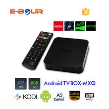 MXQ Smart Set Top Android Internet TV Box