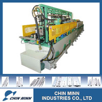 Multiple Punch Concealed Drawer Channel Machine