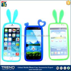 silicon bumper case for iphone 6,for iphone 6 silicon bumper case