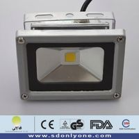 outside garden shop garage high power led flood light outdoor