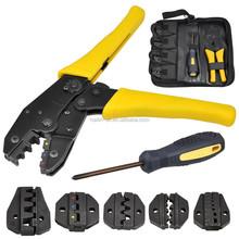 Cutter Liu Brand Cable Crimper Tool Sets LX-30J
