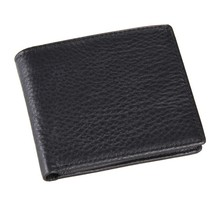 8063 Wholesale Real Leather Wallet Men with Coin Pocket