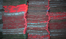 Don't rub off Don't dye Wash wear manufacturers selling cheap processing a variety of disaster relief blanket