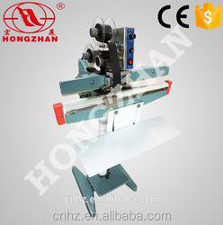 Hongzhan KS series simple foot sealer with aluminum frame