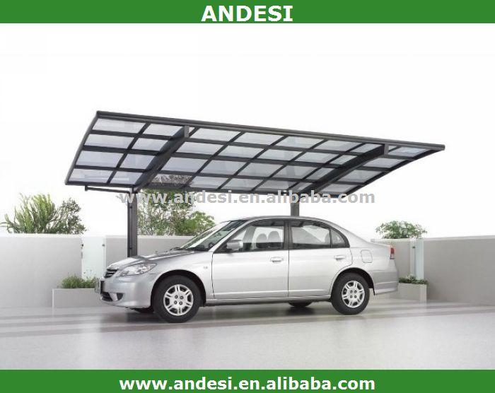 Outdoor Car Parking Sheds - Buy Car Shed Design,Car Shed Roof,Sheds