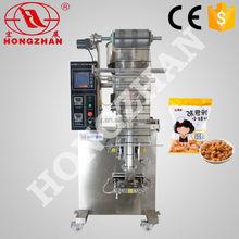 Zhejiang Hongzhan HP100G rice snack cereal candy automatic sugar packing machine