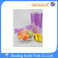 China supplier color cling film for food