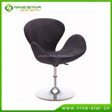 Factory Sale OEM Design modern leather swivel chair wholesale