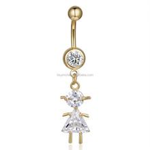 distribuire acciaio inossidabile 316l piercing ombelico piercing ombelico carino