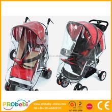 Canton fair hot sale baby stroller rain cover for export