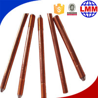 high voltage solid copper bonded steel berghoff earthchef copper clad made in China