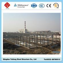 light steel structure metal building kits