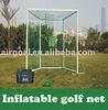 Solar Golf Cart(Inflatable&Portable Golf Practice Net)