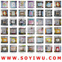 InStock Clearance & FreeSamples & DECORATIVE JHAROKHA from Yiwu Market for Photo Frames
