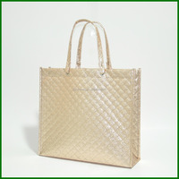 2015 New Design PP Woven Bag Manufacturers Shopping Bag Design PP Non Woven Bag