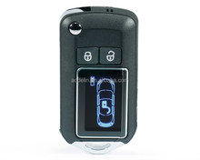 2015 new hot product keyless remote engine starter car guard two way security smart key system