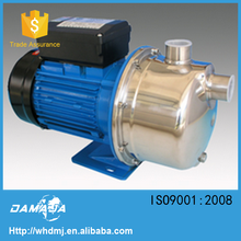 BJZ series electric centrifugal clean water pumps price